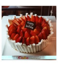 Strawberry Japanese Shortcake